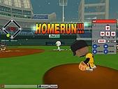 全民打棒球:我自己打ㄉHome Run喔