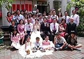 婚禮大合照:4