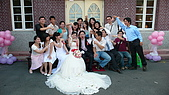 婚禮大合照:5