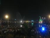 基隆中元祭:海上的噴水船