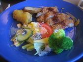 基隆中元祭:豬排餐
