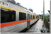 平溪_望古車站:火車進站