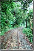 褪了色的黑金小鎮_侯硐:運煤路