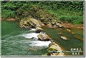 褪了色的黑金小鎮_侯硐:基隆河小水瀑