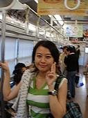 Day1-搭地鐵到奈良伏見稻荷:車廂內.JPG