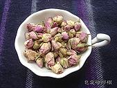 手工皂添加物(花草類):粉玫瑰花