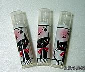 美麗彩衣護唇膏管:黑貓-2