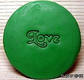 3000元贈品區~皂章、矽膠模:Love-2