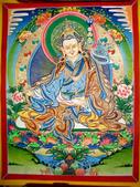 藏傳藝術:蓮師