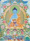 藏傳藝術:藥師佛