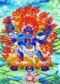 藏傳藝術:普巴金剛