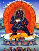 藏傳藝術:黑財神