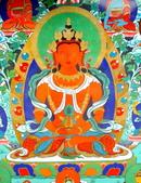 藏傳藝術:長壽佛