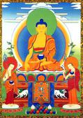 藏傳藝術:釋迦牟尼佛