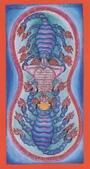 藏傳藝術:蝎護法
