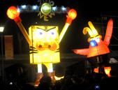 2010 台北燈節 參觀去:作品名稱:一牛復始 萬虎更新