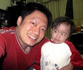 曾小維生活寫真紀錄:1歲2個月-除夕夜