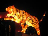 2010 台北燈節 參觀去:作品名稱:「虎」福臨門,春暖花開