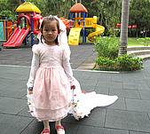 2009 萬聖節搞怪秀:別班的新娘子,也好可愛哦~