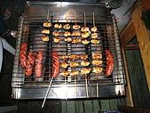 坪林翡翠山林民宿:山豬肉香腸,推薦一定要來嚐嚐