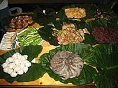 坪林翡翠山林民宿:食材非常豐富與新鮮