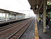 2010 日本北海道富良野~TOMAMU 渡假村:等待特急車中...