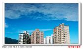 淡水早晨 窗外藍天:DSC02736.jpg
