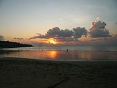 20080507巴里島:金巴蘭夕陽