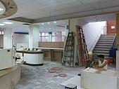 台北校區一樓整修中:P1000874.JPG
