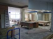 台北校區一樓整修中:P1000876.JPG