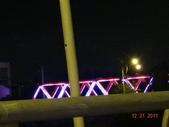 2011 JAPAN(跟團,太平洋旅行社):晚上會亮燈ㄉ橋