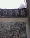 2008 南投杉林溪:9 9吊橋
