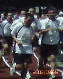2007 桃園/台北:侯友宜帶頭跑步