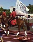 2007 桃園/台北:英姿煥發的騎警隊