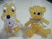 泰迪熊串珠成品:DSCF2211.JPG