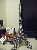 艾菲爾鐵塔串珠:調整大小 DSCF3617.JPG