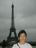 凱旋門-艾菲爾鐵塔-香榭里舍大道:DSCN4399.JPG