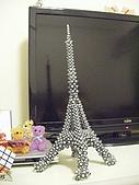 艾菲爾鐵塔串珠:調整大小 DSCF3622.JPG