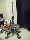艾菲爾鐵塔串珠:調整大小 DSCF3623.JPG