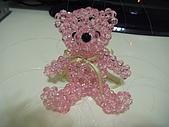 泰迪熊串珠成品:調整大小 DSCF1668.JPG
