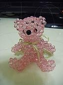 泰迪熊串珠成品:調整大小 DSCF1669.JPG