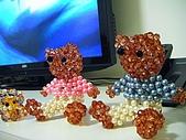 泰迪熊串珠成品:調整大小 DSCF1762.JPG