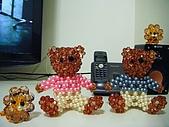 泰迪熊串珠成品:調整大小 DSCF1763.JPG