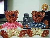 泰迪熊串珠成品:調整大小 DSCF1769.JPG