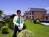 20050605台東行:鸝君留影山水軒花園