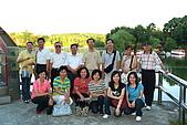 2006年7月6日師道同學聯誼會:參加同學合影留戀