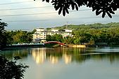 2006年7月6日師道同學聯誼會:江南度假村會館的光影真美