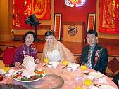 林淑鳳同學嫁女兒:淑鳳女兒與女婿