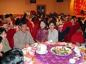 林淑鳳同學嫁女兒:同學參加喜宴