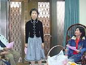 2007年2月6日淑鳳女兒文定之喜:P1060482